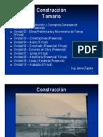 UND-01 Construccion Clase01 - Conceptos