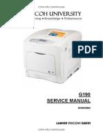 Ricoh Sp310 Sp311 Service Manual and Technical Bulletin   Printer
