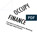 Occupy Finance