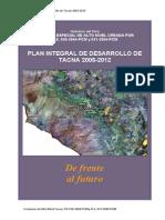 Plan Des Arr Tacna