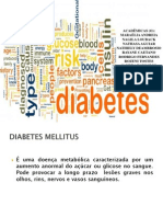 Diabetes Mellitus Trabalho Final