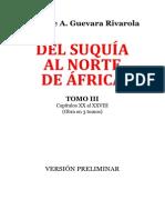Enrique A. Guevara Rivarola-Del Suquía Al Norte De África-Tomo 3-