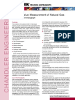 Heating Value Measurement of Natural Gas