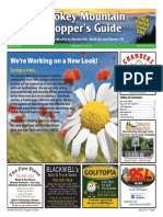 Smokey Mountain Shopper's Guide - Volume 5 No 2