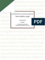 Marco Jurídico y Legal Gonzalo Solis