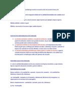 Materia Elasticidad , Pib y Demas