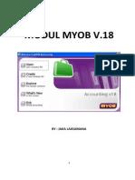 Modul Myob v18