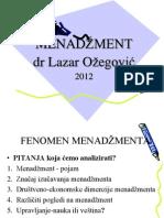 Menadzment Mart 2012