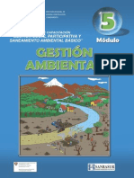 Modulo v - Gestion Ambiental