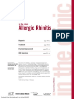 ANNALS Allergic Rhinitis