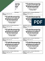 Colchonería Valenzuela