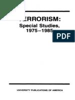 Terrorism Studies 75-85