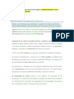La evaluación ambiental (tecnicas)