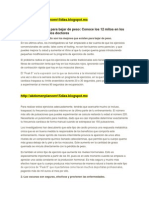 Factor Quema Grasa Descargar PDF