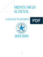 college planning guide