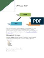 Exemplo de MVC Com PHP