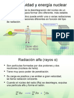 Radiactividad y Energia Nuclear