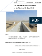 2.6 Informe Adicional 03-Chincha