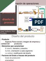 Diseno de Producto y Proceso