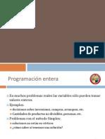 1.- PROGRAMACION ENTERA 2