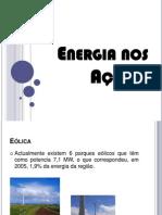 Energia nos Açores