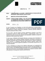 Directiva_19 de 2013