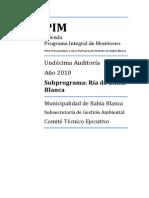 Adenda PIM Estuario Informes 2009 y 2010 v9