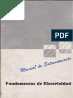 Libro de Fundamentos de Electricidad