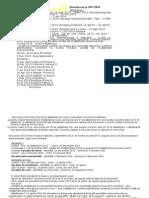 Structura an 2013-2014