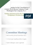 Mechanicsburg Fire Consolidation Steering Committee Presentation