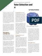 Centrifuge Rotor Selection and Maintenance 2