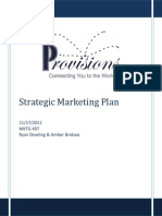 Management Marketing-Marketing Plan-1.0