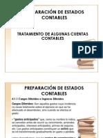 III. Preparación de estados contables 2