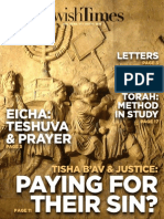 jewishtimes - VOL. XII NO. 17 — JULY 12, 2013