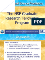 2014 NSF GRFP Presentation - Ruben Gonzalez, Dept. of Chemistry, Columbia University
