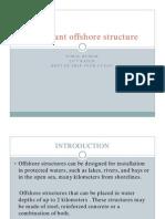 Compliant Offshore Structure