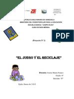 proyecto-el-juego-y-el-reciclaje-6°-grado-Josefa-Franco