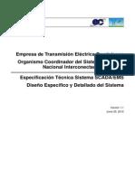 Especificaciones Tecnicas Lr 001 12