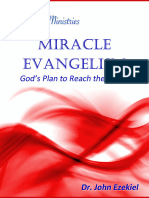 Miracle Evangelism - God's Plan to Reach the World