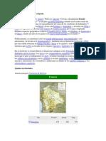 Informacion de Los 5 Paises Wikipedia