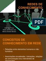Conhecimento Em Rede