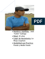 Entrevista a Jose Gallego.