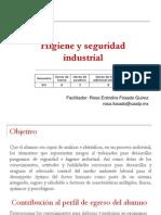 - Unidad 1 y 2 Conceptos y Generalidades de Higiene y Seguridad Industrial - Seguridad Industrial