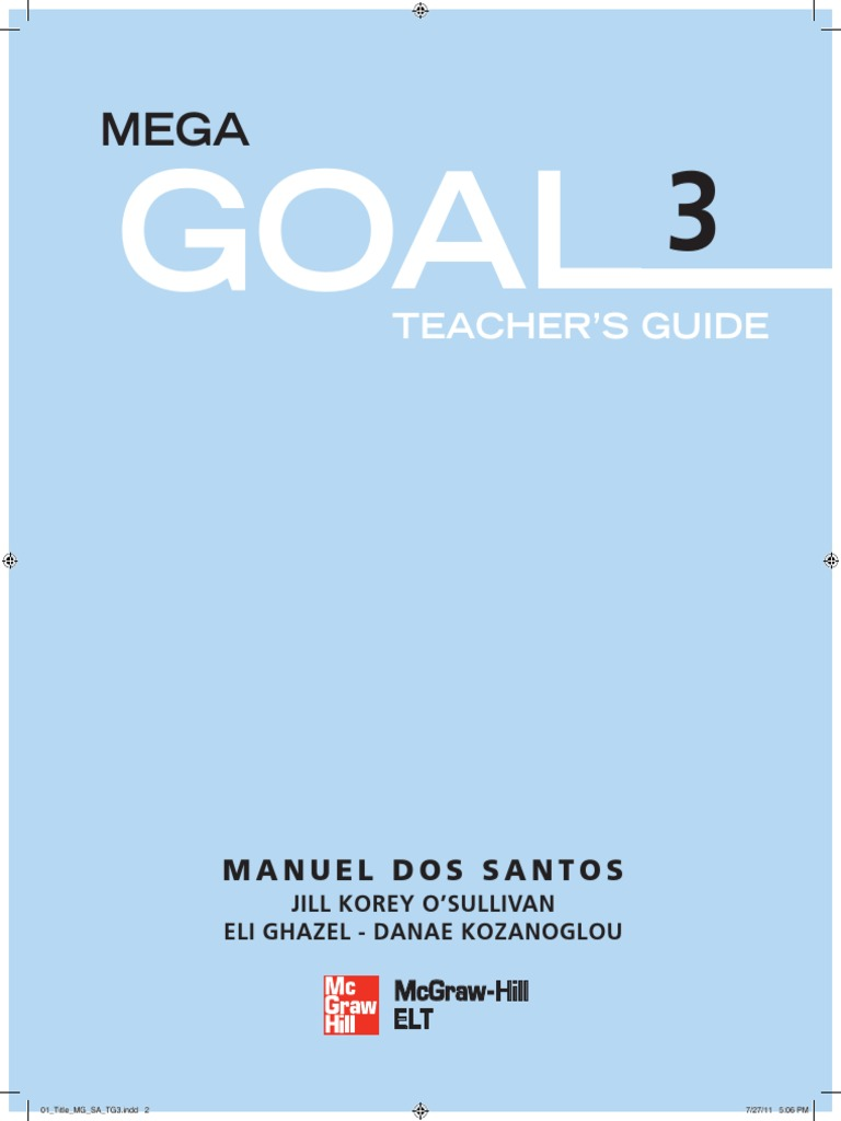 mega goal 3 reading process educational assessment rh es scribd com Teacher Clip Art Goals Teacher Goal Setting Examples