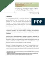 A Ascensão Chinesa e os Impactos sobre a América Latina e a África