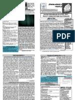 EMMANUEL Infos (Numéro 85 du 15 Septembre 2013)