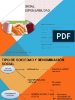 Ppt-sociedad Comercial.sociedad de Responsabilidad Limitada.