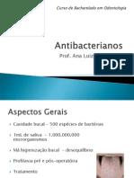 Aula 10 - Antibacterianos