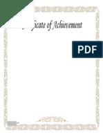 CertificateStreet ED 072