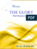 The Glory ... The Presence ... of God